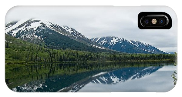 Reflection Montana  IPhone Case