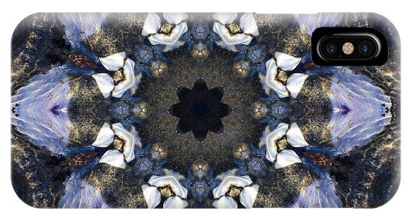 Reflection - Kaleidoscope Art IPhone Case