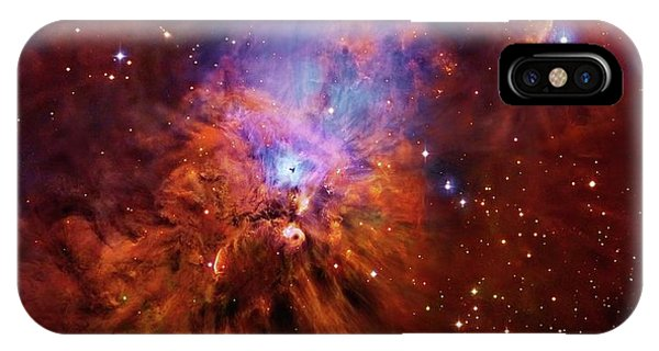 Astrophysical iPhone Case - Reflection Nebula Ngc 1999 by Robert Gendler
