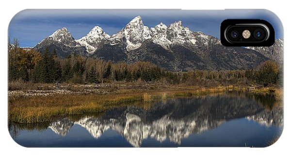 Reflection Of Change IPhone Case