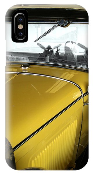 Style iPhone Case - Reflection Of The Past by Bill Gallagher