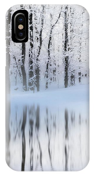 Reflection On A Dream Collingwood, On IPhone Case