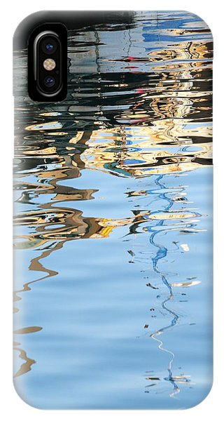 Reflections - White IPhone Case