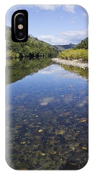 Reflections Phone Case by Debbie Cundy