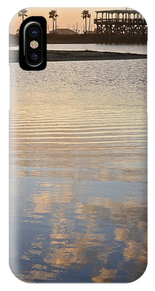 Reflections Of Dusk IPhone Case