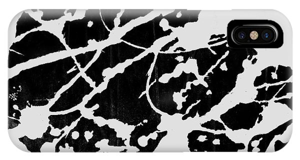 Reflections Of Ink Phone Case by Dave Atkins