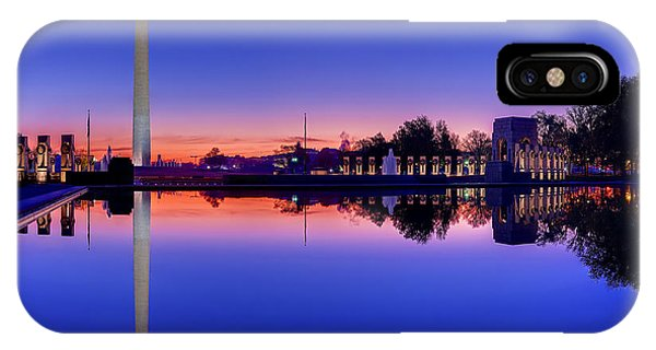 Reflections Of World War II IPhone Case