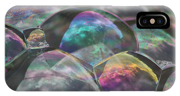 Refraction Phone Case by Cathie Douglas