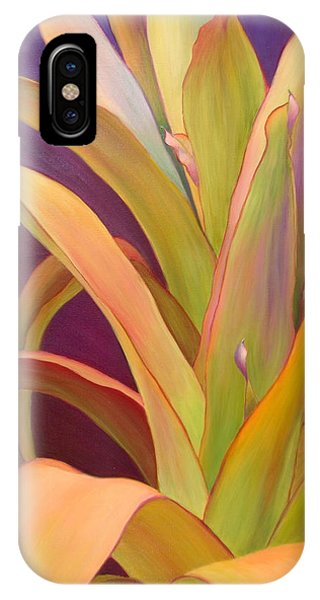 IPhone Case featuring the painting Regalia by Sandi Whetzel