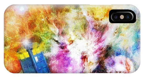 Regeneration IPhone Case