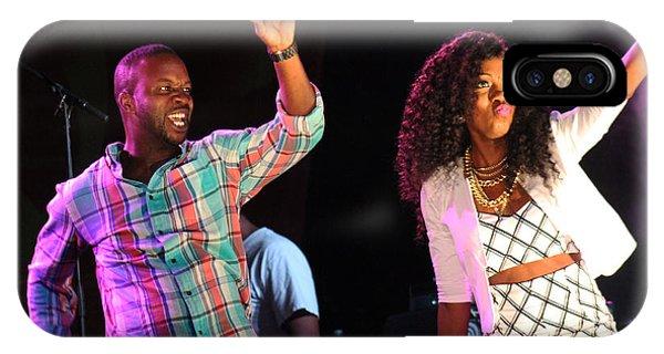 Reggae Dancers IPhone Case