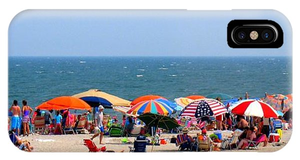 Rehobath Beach Delaware IPhone Case
