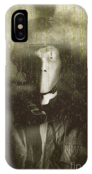 Reign Of Mechanised Warfare IPhone Case