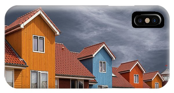 Home iPhone Case - Reitdiep by Theo Luycx