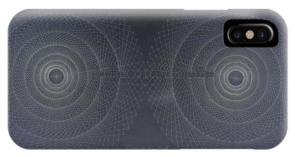 Relativity IPhone Case