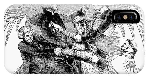Religious Dissenters, 1843 IPhone Case