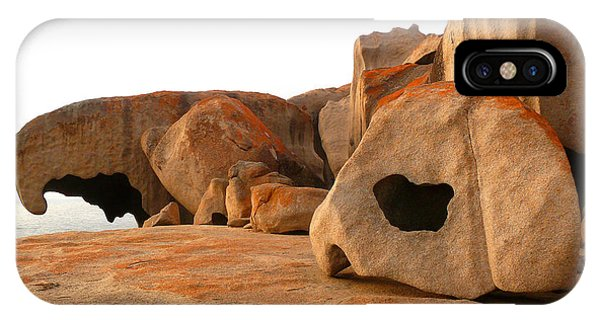 Remarkable Rocks IPhone Case
