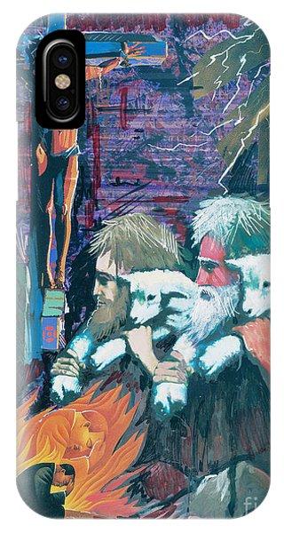 Remember The Shepherd Phone Case by Peter Olsen