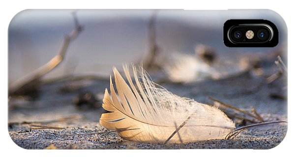 Remnants Of Icarus IPhone Case