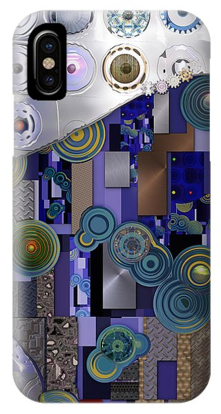 Remodern Dream Abstractor  IPhone Case