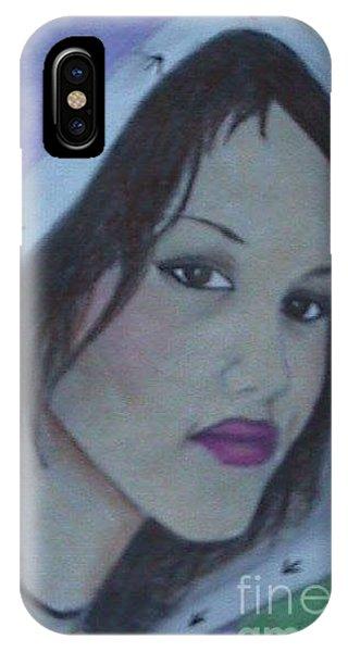 Ren Jen IPhone Case