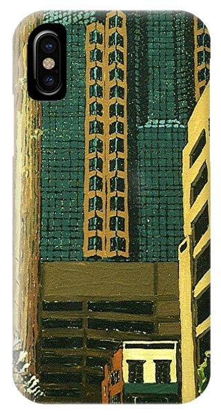 Renaissance Tower Phone Case by Paul Guyer
