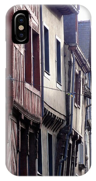 Rennes France 2 IPhone Case