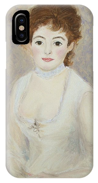 Renoir's Lady IPhone Case