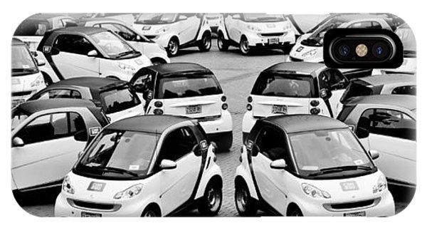 Rental Cars IPhone Case