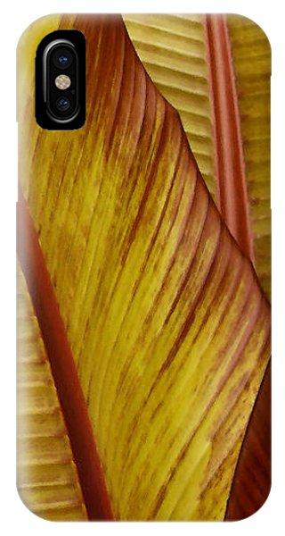 Repose - Leaf IPhone Case