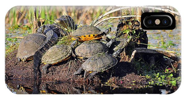 Reptile Refuge IPhone Case