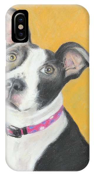 Rescued Pit Bull IPhone Case