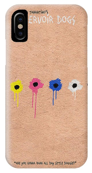 Reservoir Dogs - 2 IPhone Case