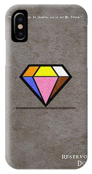 Reservoir Dogs - 3 IPhone Case