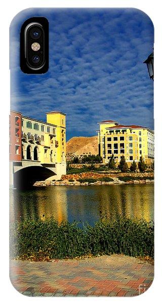 Resort In Henderson Nevada IPhone Case