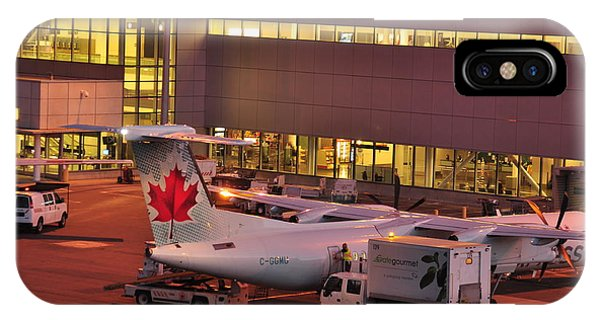 resupplying air Canada   IPhone Case