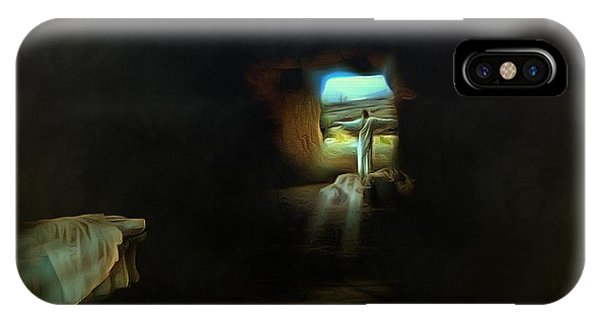 Resurrection IPhone Case