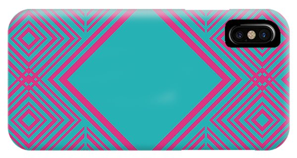 Retro Background Design, Vector Phone Case by Gst