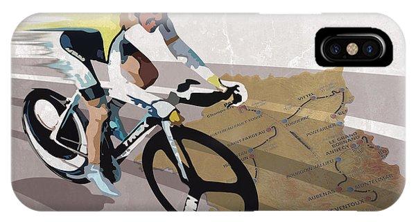 Retro Contador Poster El Pistolero IPhone Case