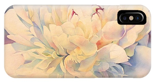 Retro Petals IPhone Case