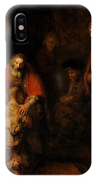 Return Of The Prodigal Son  IPhone Case
