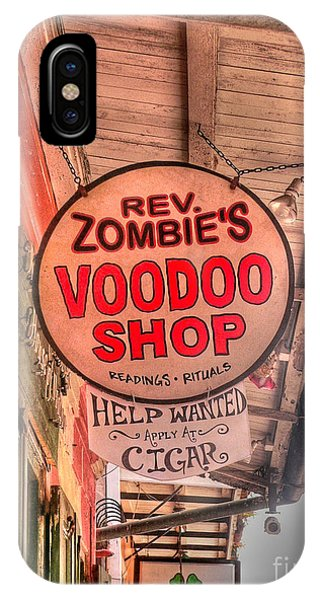 Rev. Zombie's IPhone Case