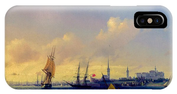iPhone Case - Revel  Estonia by Viktor Birkus