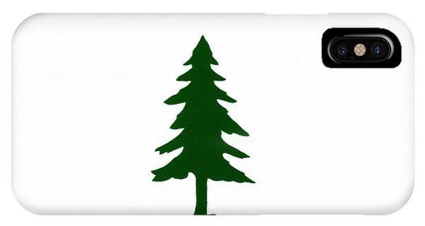 Revolutionary Flag, 1775 IPhone Case