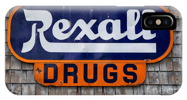 Rexall Drugs IPhone Case