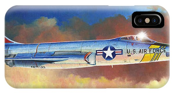 Rf-101 Voodoo IPhone Case