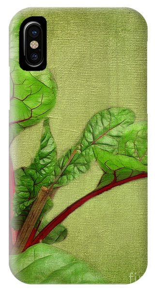 Rhubarb IPhone Case