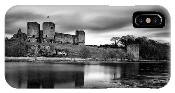 Rhuddlan Castle IPhone Case