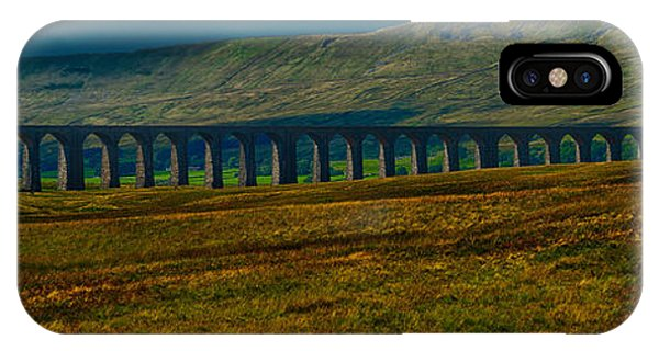 Ribblehead Viaduct IPhone Case