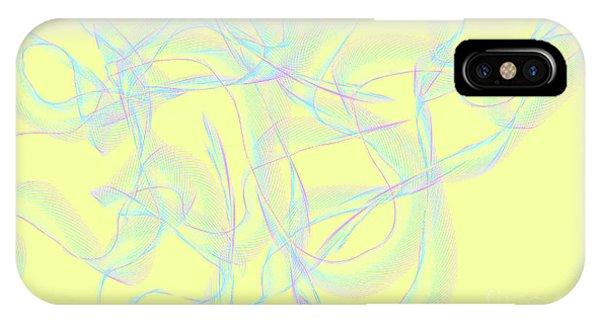 Ribbons Phone Case by Lali Kacharava